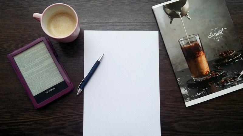 Полезности для блогера: книги и планнеры